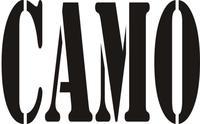 Camo Silver Logo