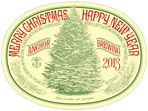 Anchor Christmas Ale Logo