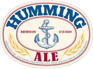 Anchor Humming Ale Logo