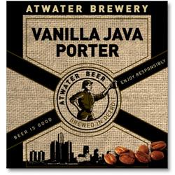 Atwater Vanilla Java Porter Logo