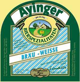 Ayinger Brauweisse Logo