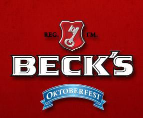 Beck's Oktoberfest Logo