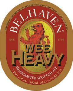 Belhaven Wee Heavy Logo
