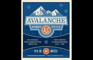 Breckenridge Avalanche Ale Logo