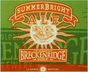 Breckenridge Summerbright Ale Logo
