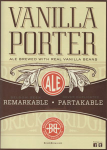 Breckenridge Vanilla Porter Logo