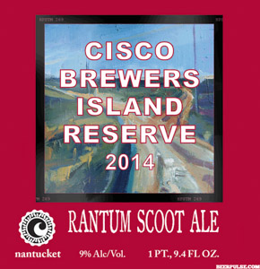 Cisco Rantum Scoot Ale Logo