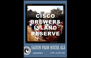 Cisco Saison Farmhouse Ale Logo