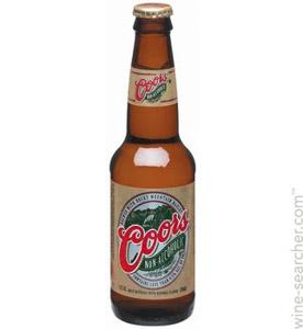 Coors Non-Alcoholic Logo