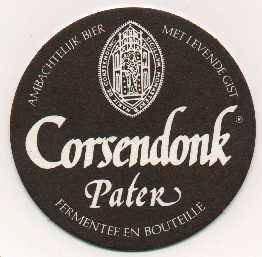 Corsendonk Abbey Pater Brown Ale Logo