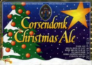 Corsendonk Christmas Ale Logo
