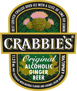Crabbie's Original Alcoholic Beer Logo