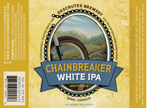 Deschutes Chainbreaker White IPA Logo