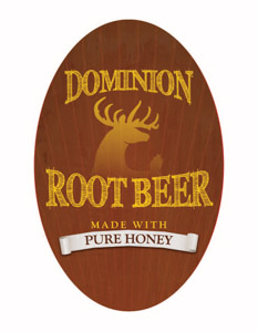 Dominion Rootbeer Logo