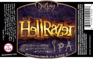 DuClaw HellRazer Logo