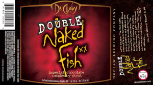 DuClaw Naked Fish Logo