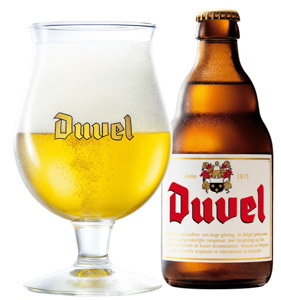Duvel Golden Logo