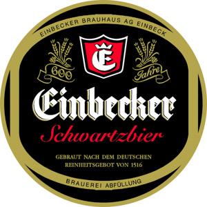 Einbecker Schwarz Logo
