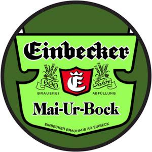 Einbecker Mai-Ur-Bock Logo