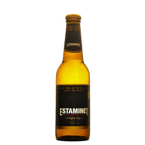 Estaminet Premium Pilsner Logo