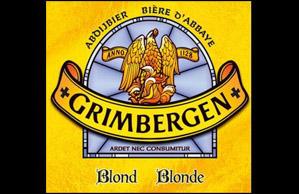 Grimbergen Blonde Logo