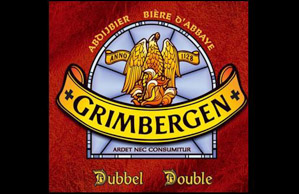 Grimbergen Dubbel Logo
