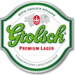 Grolsch Lager Logo