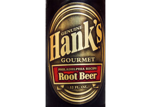 Hank's Root Beer Logo
