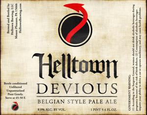 Helltown Pale Ale Logo