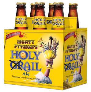 Holy Grail Ale Logo