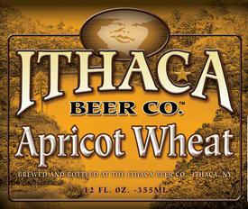 Ithaca Apricot Wheat Logo