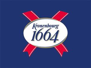 Kronenbourg 1664 Blanc Logo