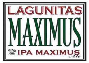 Lagunitas Maximus Logo