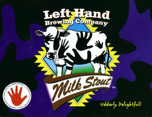 Left Hand Milk Stout Logo