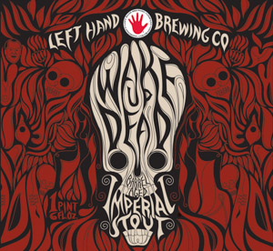 Left Hand Wake Up Dead Logo