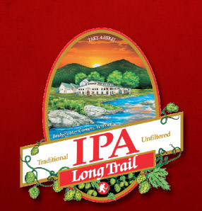 Long Trail IPA Logo