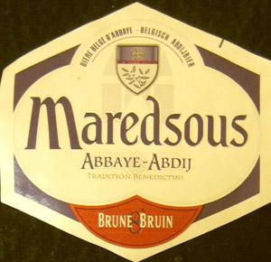 Maredsous Brune Logo