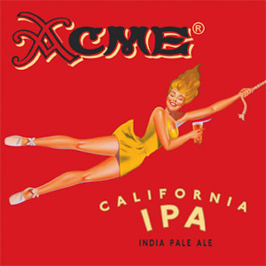 North Coast Acme IPA Logo