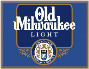 Old Milwaukee Light Logo
