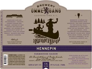 Ommegang Hennepin Logo