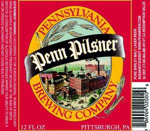 Penn Pilsner Logo