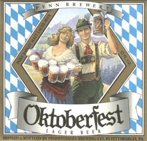Penn Oktoberfest Logo