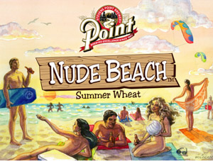 Point Nude Beach Logo