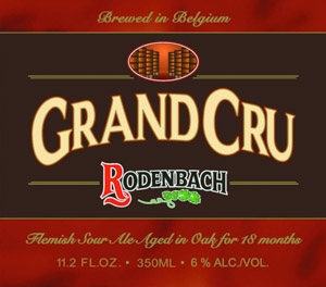 Rodenbach Grand Cru Logo
