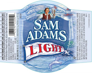 Samuel Adams Light Logo