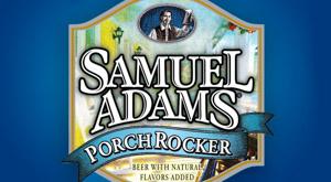 Samuel Adams Porch Rocker Logo