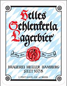 Schlenkerla Helles Logo