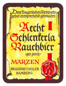 Schlenkerla Rauchbier Marzen Logo
