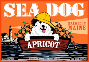 Sea Dog Apricot Logo
