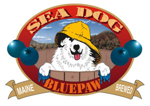 Sea Dog Blue Paw Logo
